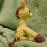 Giraffe Glenn von Sabine