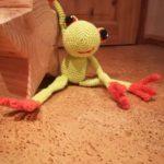 Frosch Fred - von Petra