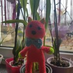@sannys_haekelstuebchen - Sannys Kätzchen heißt Chila...