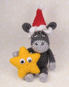 Das Eselchen wollte schon immer einen Stern als Freund
