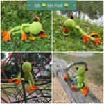 Frosch Fred - von Karin